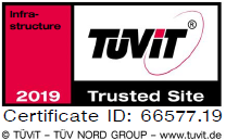 TrustedSite ETSI 102.042 Certification